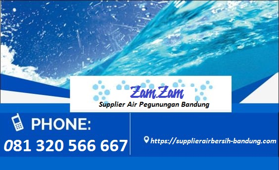 no telpon supplier air bersih
