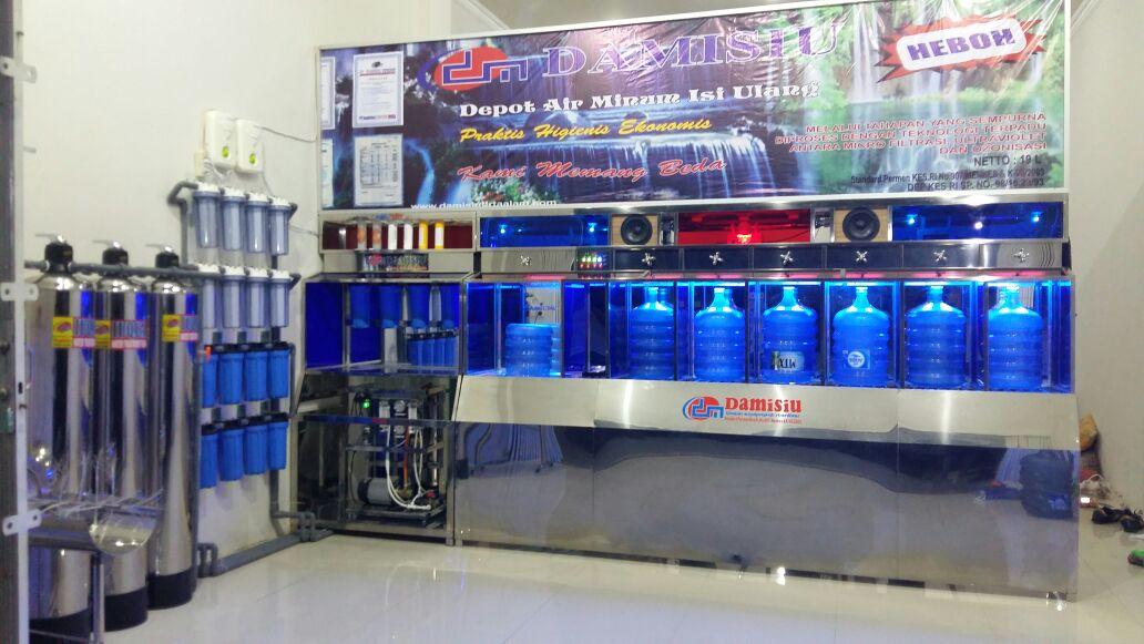 Analisa Usaha Depot Air Minum Isi Ulang | Rincian Modal ...